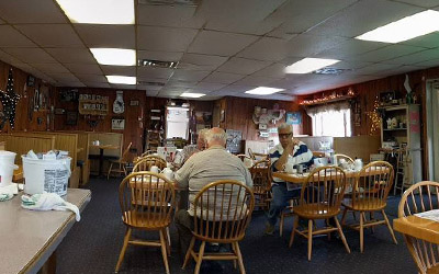 Country Line Cafe