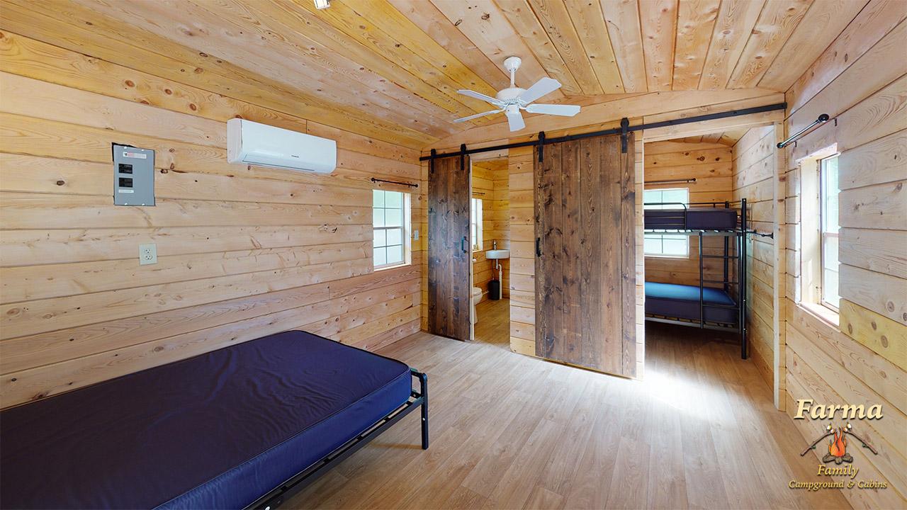 Primitive Plus Cabin (Sleeps 4) Image # 1
