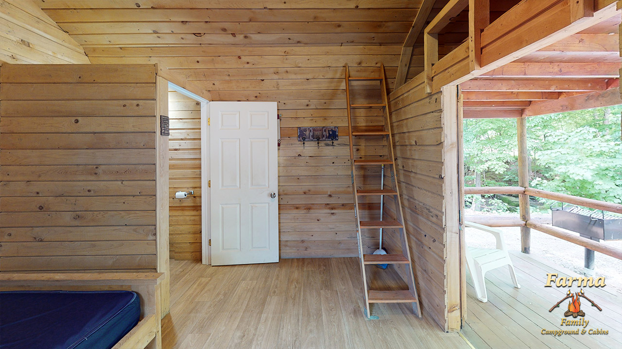 Primitive Cabin 2 (Sleeps 4) Image # 1