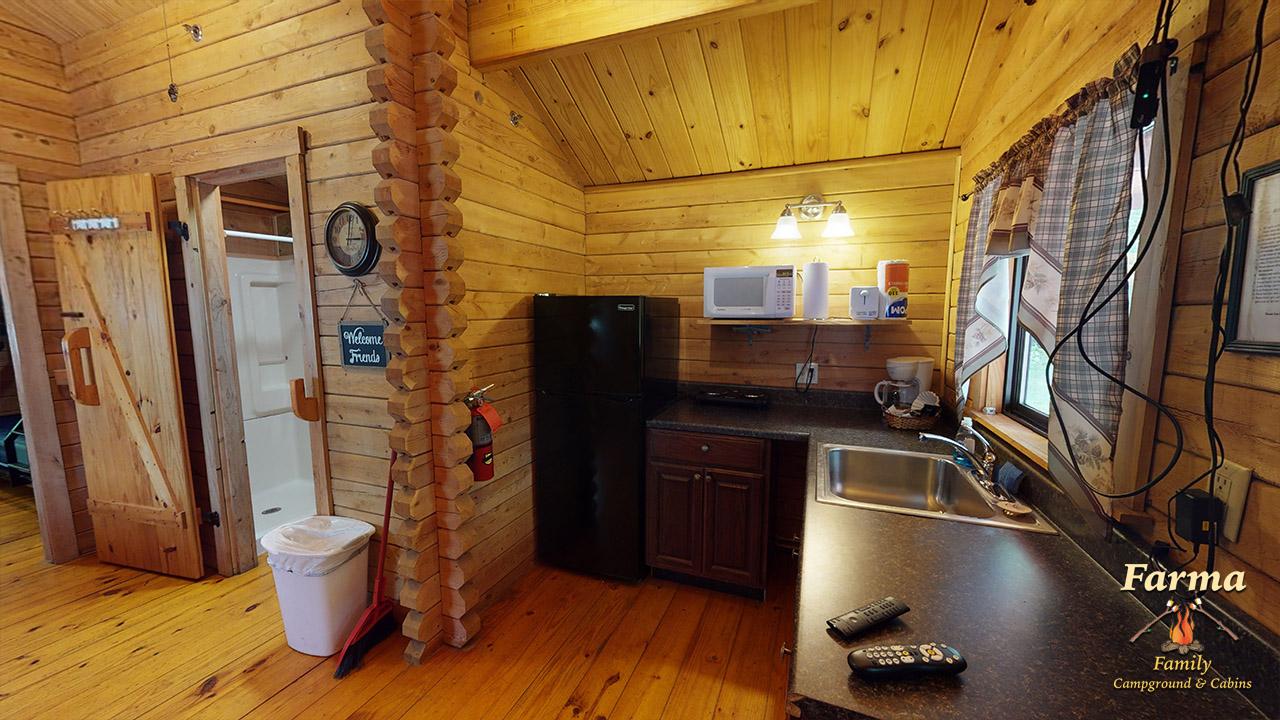 Standard Cabin (Sleeps 7) Image # 1