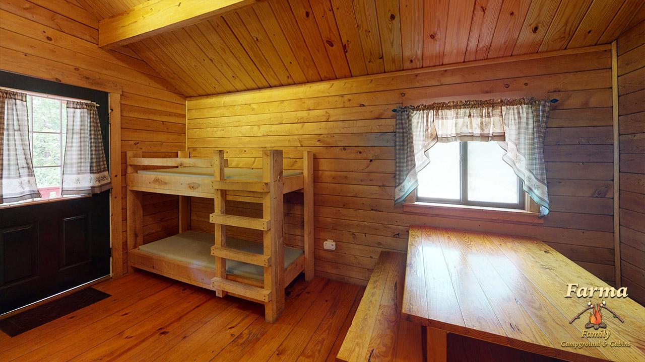 Standard Cabin (Sleeps 7) Image # 2