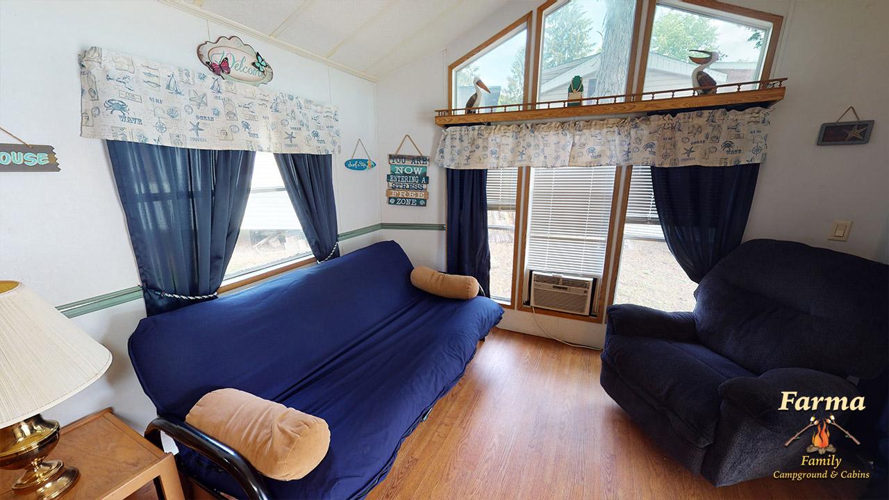 Poolside Cottage (Sleeps 6) Image # 4