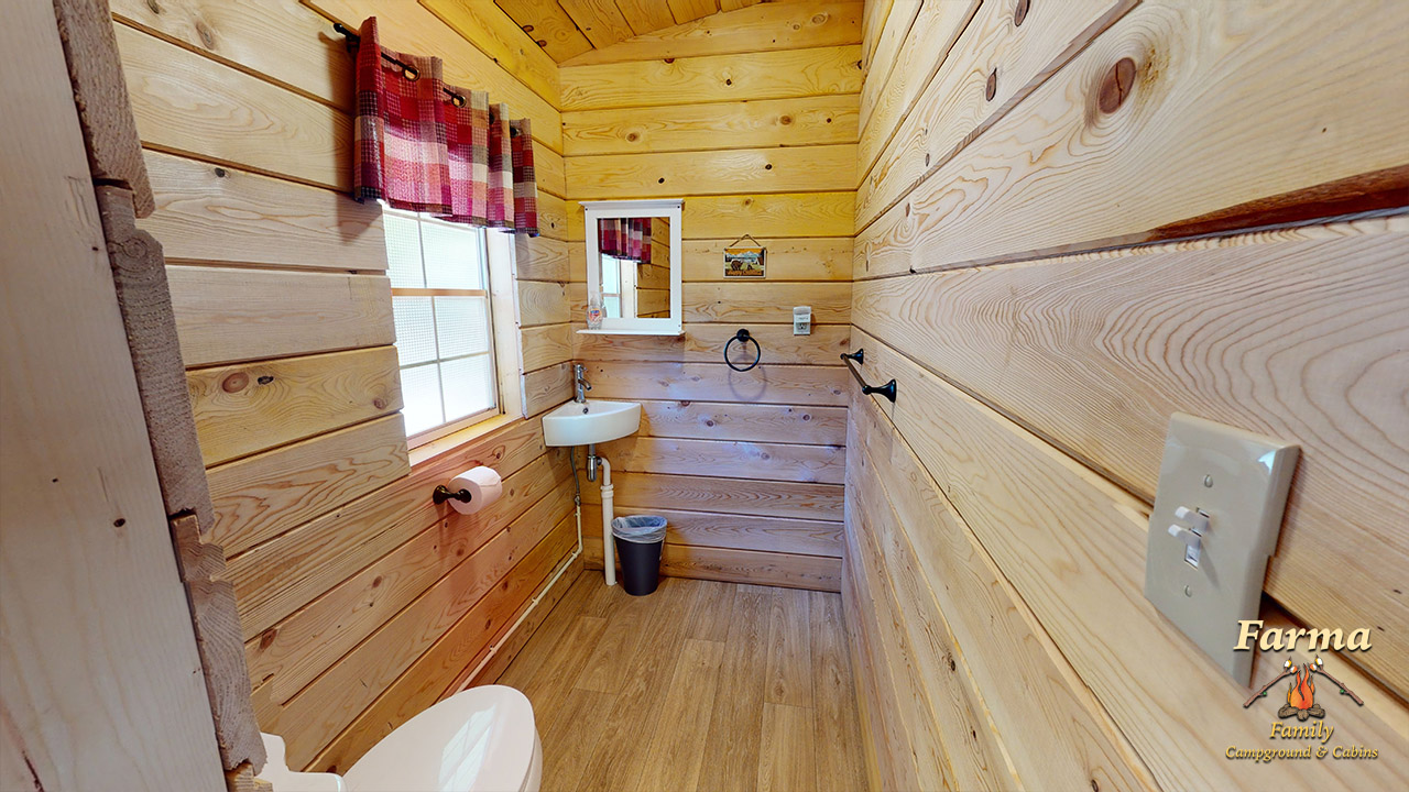 Primitive Cabin 2 (Sleeps 4) Image # 2