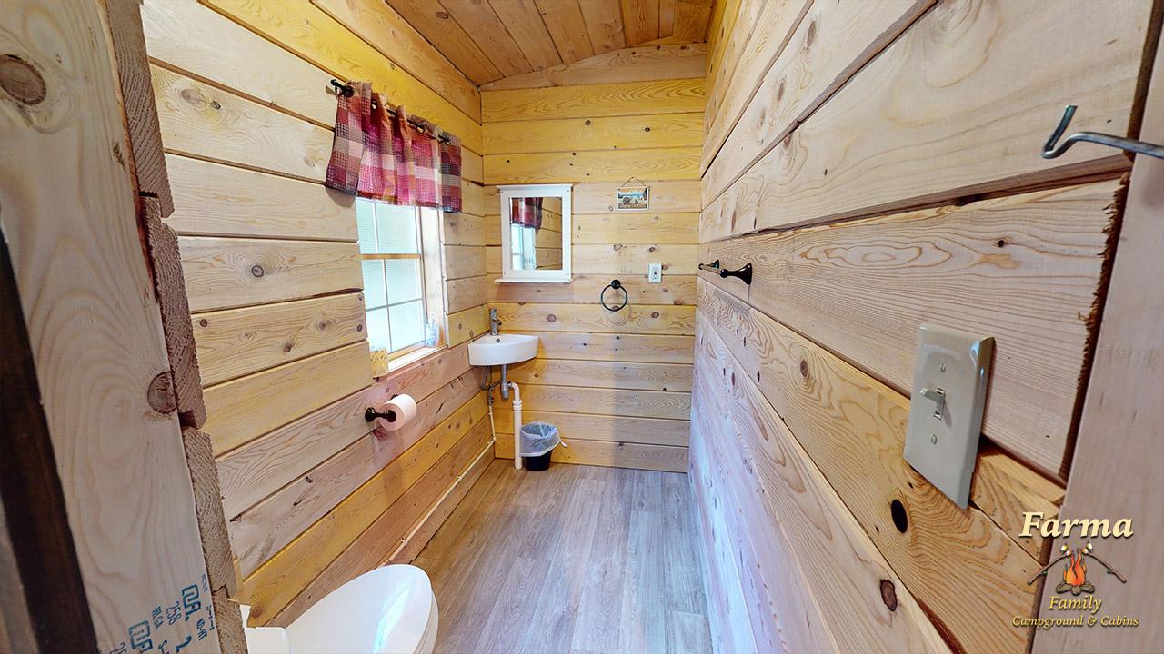 Primitive Cabin 1 (Sleeps 4) Image # 2