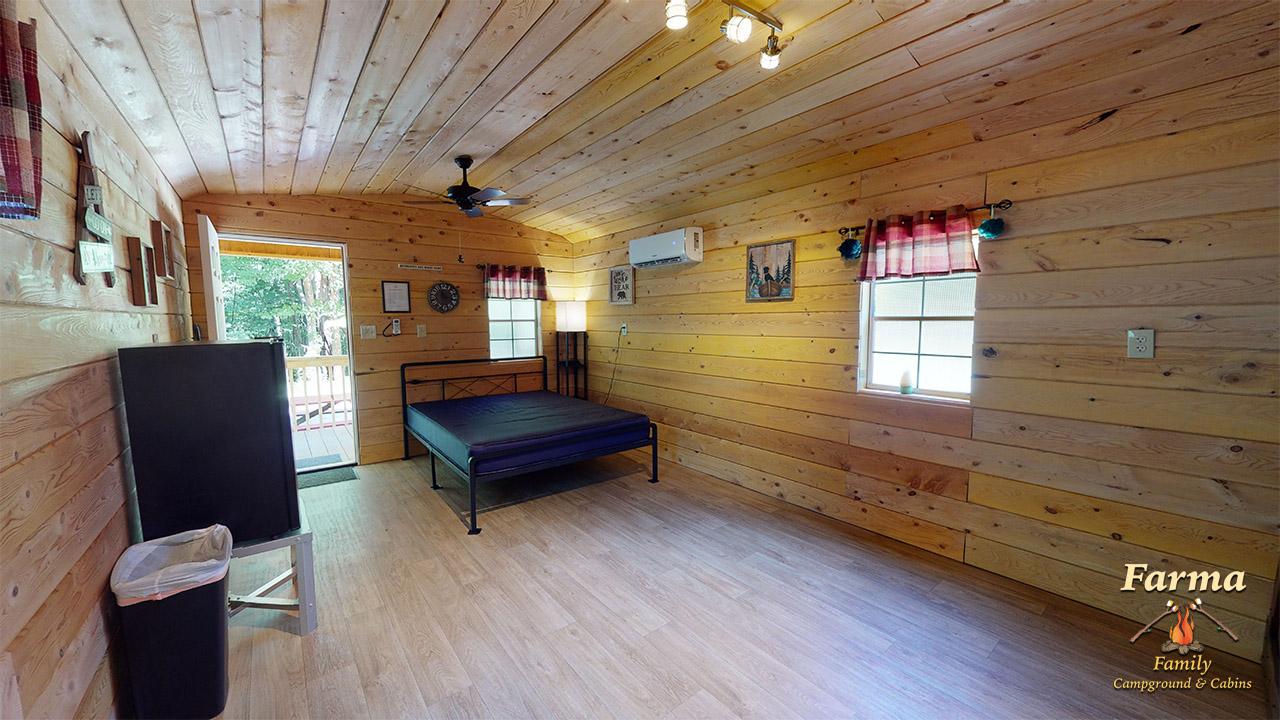 Primitive Cabin 1 (Sleeps 4) Image # 5